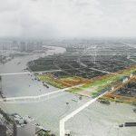 Xây dựng quảng trường lớn nhất Việt Nam ở Thủ Thiêm