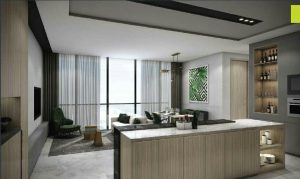 Bán lại căn hộ Tilia 1 phòng ngủ Empire City Thủ Thiêm diện tích 64m2