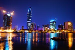 Bán lại căn hộ 1pn Empire City Thủ Thiêm diện tích 64m2, view sông, Bitexco