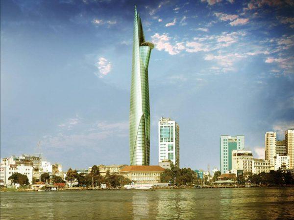 căn hộ 3pn Empire City tháp Tilia MU7 view sông Saigon, Bitexco