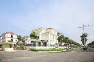 biệt thự Saroma Villa