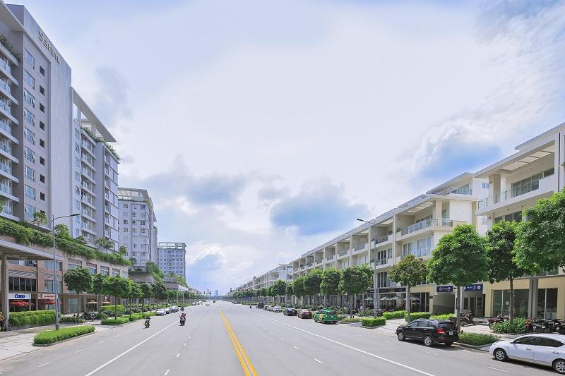 phố thương mại Nguyễn Cơ Thạch