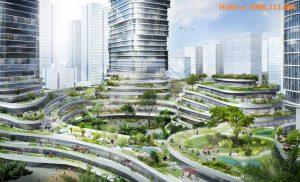 Bán lại căn hộ 2pn Empire City Thủ Thiêm diện tích 93m2, view tháp Empire 88 tầng