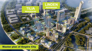 Cập nhật giá bán tòa Tilia Residences và giỏ hàng – Empire City 88 tầng