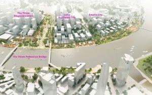 Thủ Thiêm Eco Smart City.