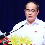 Ông Nguyễn Thiện Nhân: 'Tháng 11 xử lý cán bộ sai phạm ở Thủ Thiêm'