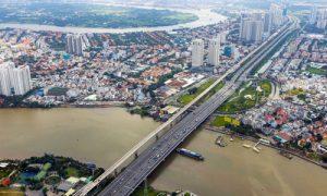 Thị trường nhà ở TP HCM. Ảnh: Quỳnh Trần