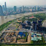 Dự án chung cư 1,2 tỷ USD ở vị trí đẹp nhất Thủ Thiêm